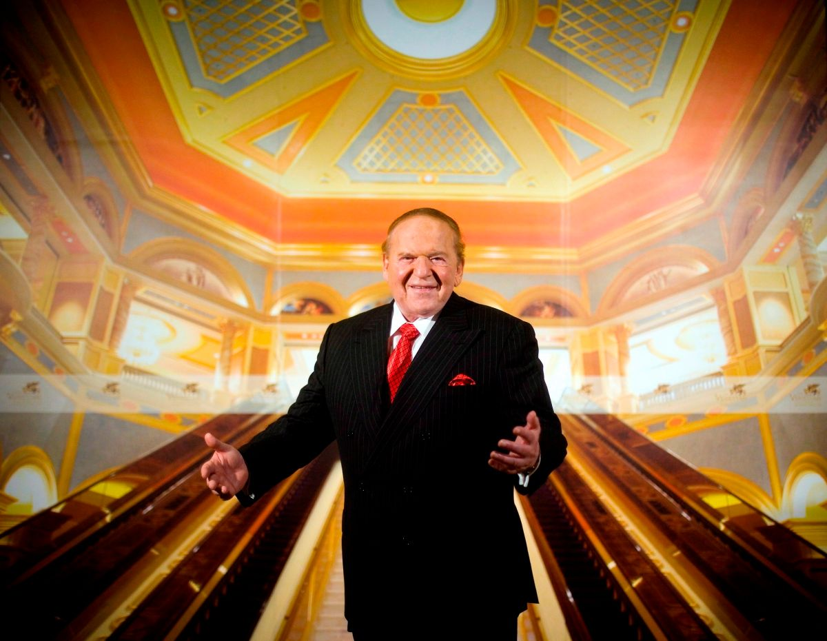 Sheldon Adelson, Casino Tycoon Who Financed Republicans, Dies | The State