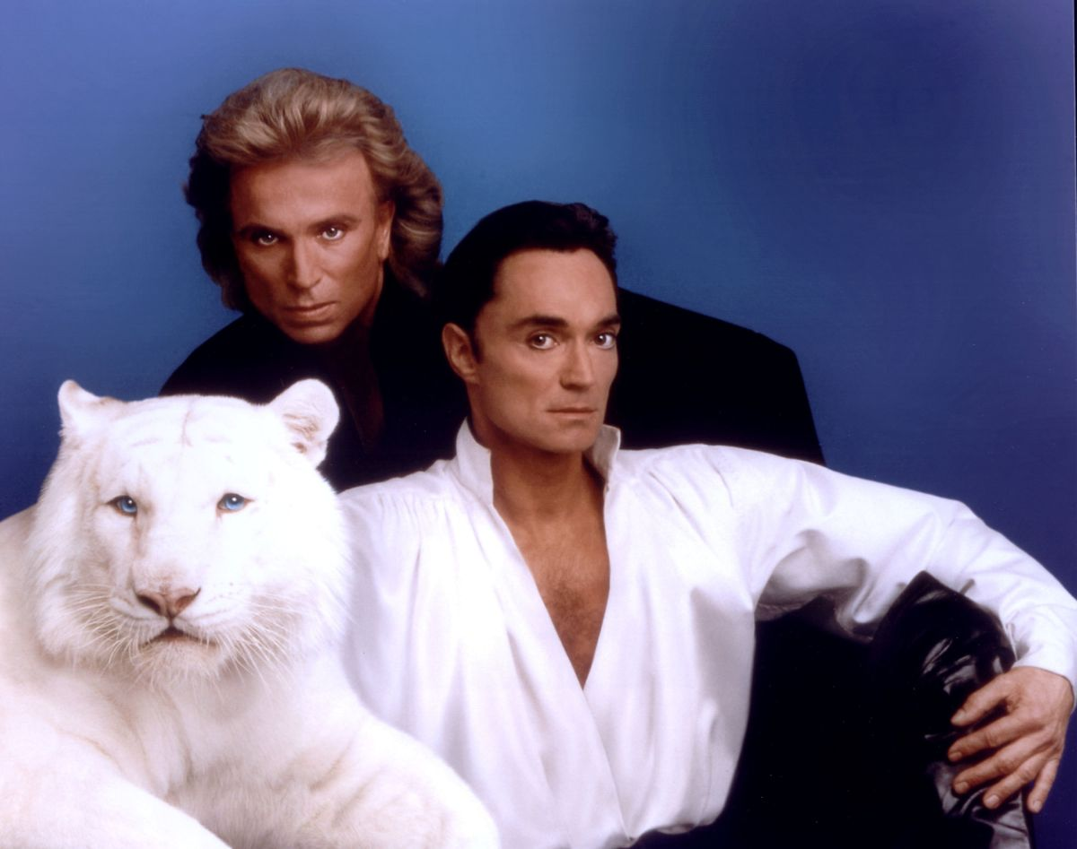 Siegfried Fischbacher died; made history in Las Vegas with Siegfried & Roy | The State