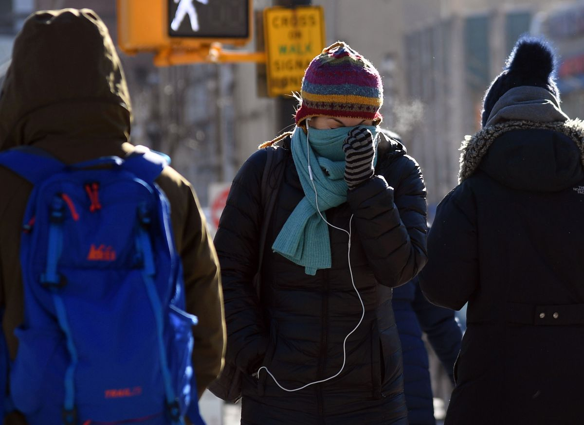 Snow in New York in a week, but the cold of the polar vertex intensifies | The State