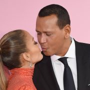 Stars Kissing At Midnight On New Year's Eve: Jennifer Lopez, Alex Rodriguez & More