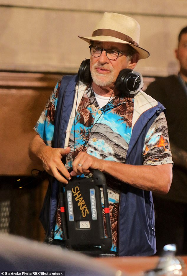 Steven Spielberg wins permanent restraining order against woman who threatened to kill him