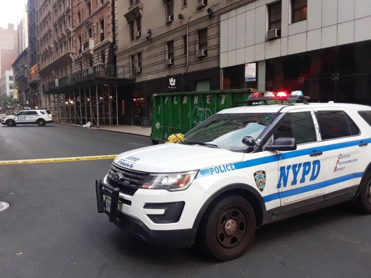 Subject to bat left several people injured and disasters in Manhattan | The State