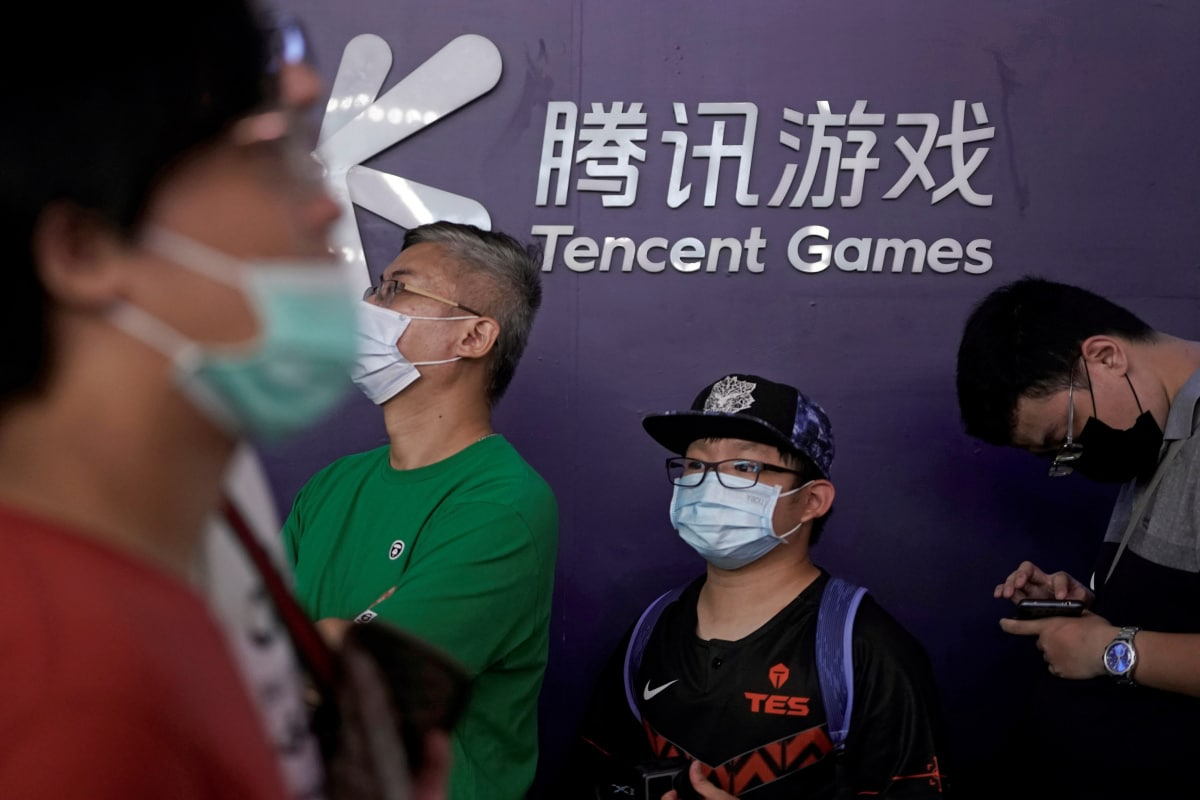 Tencent Games Said to Be Removed From Huawei App Store