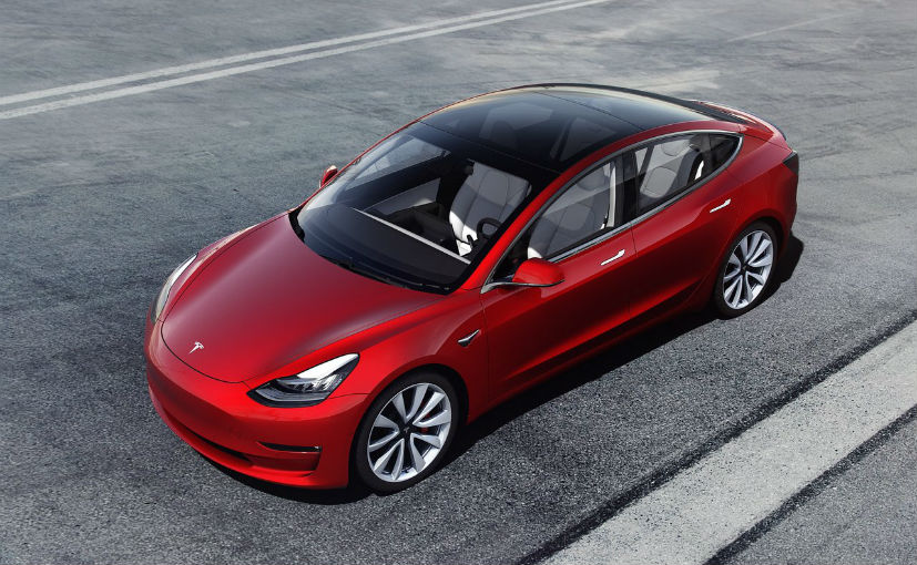 Tesla Incorporation Papers Showing Bangalore Office Listed Online