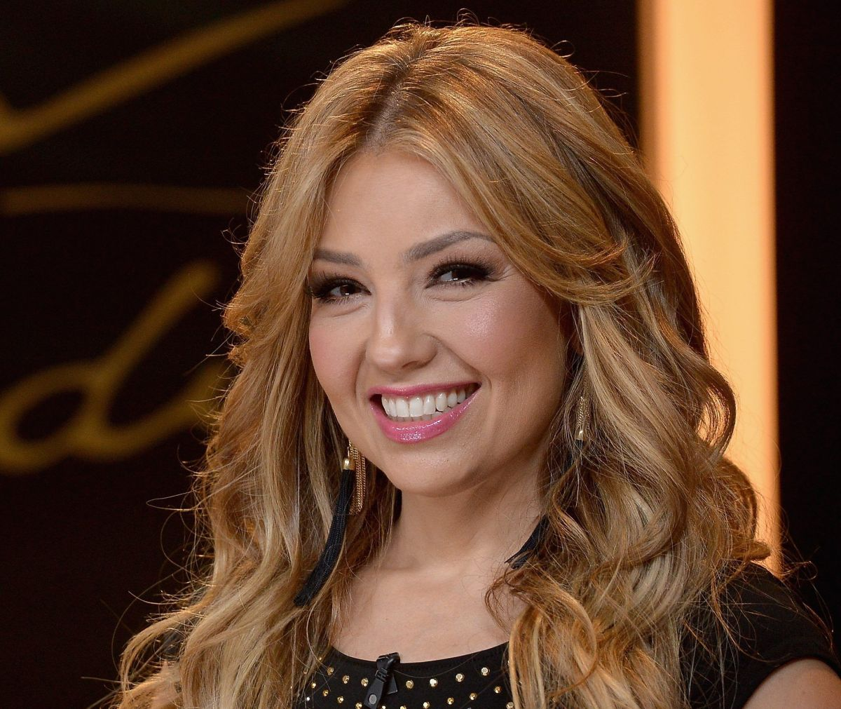 Thalía confessed that she was a lonely girl who blamed herself for her father's death | The State