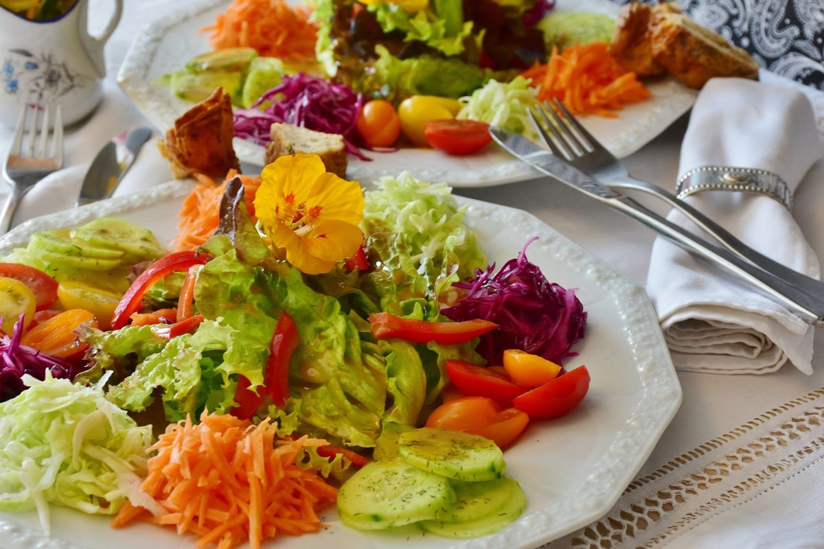 The 5 basic rules for creating nutritious and slimming salads | The State