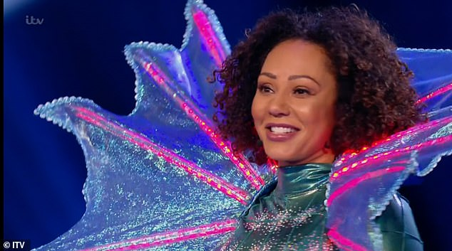 The Masked Singer 2021: Mel B is revealed to be Seahorse
