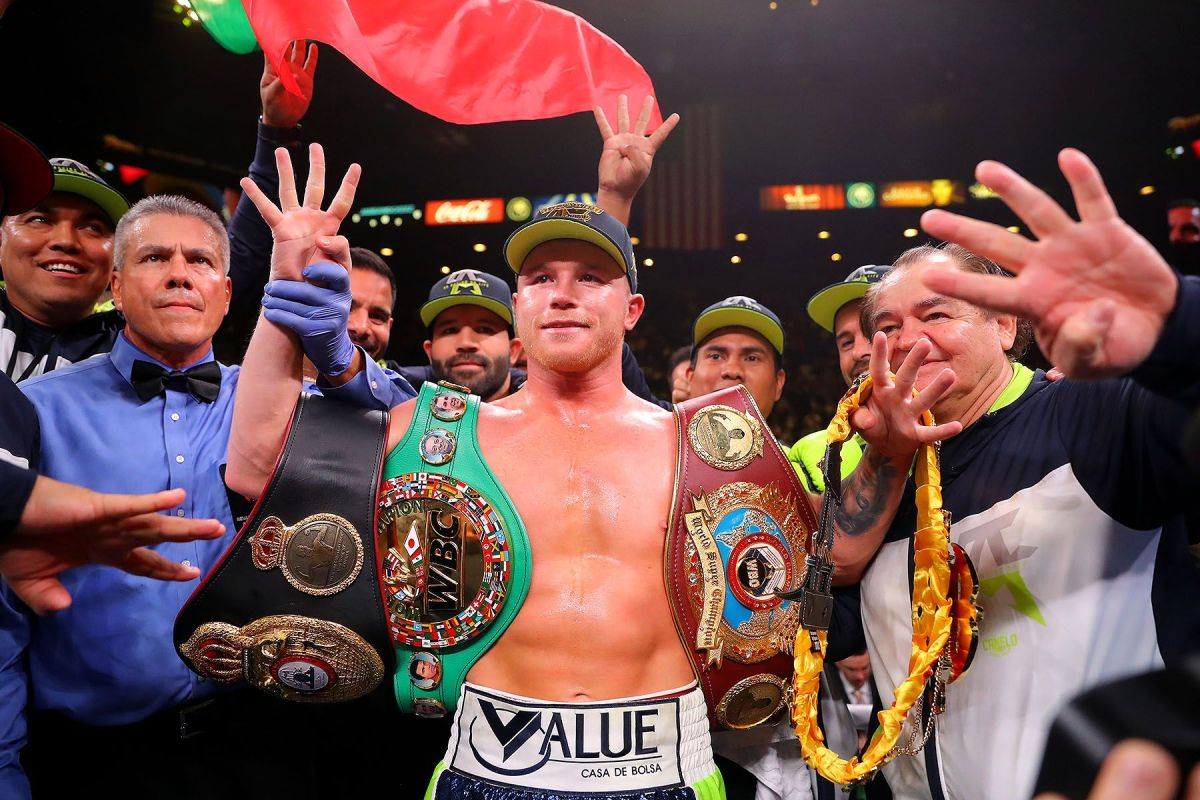 "The WBA world title that was taken from ""Canelo"" Álvarez already has an owner 