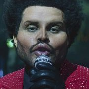 The Weeknd has extreme Botox look in Save Your Tears music video