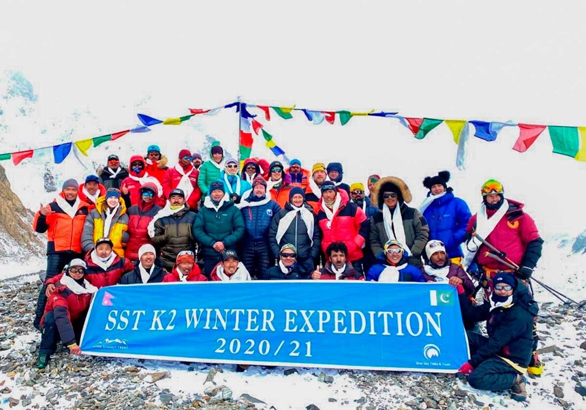 The last challenge of mountaineering: a group of climbers managed to ascend K2 in the middle of winter | The State