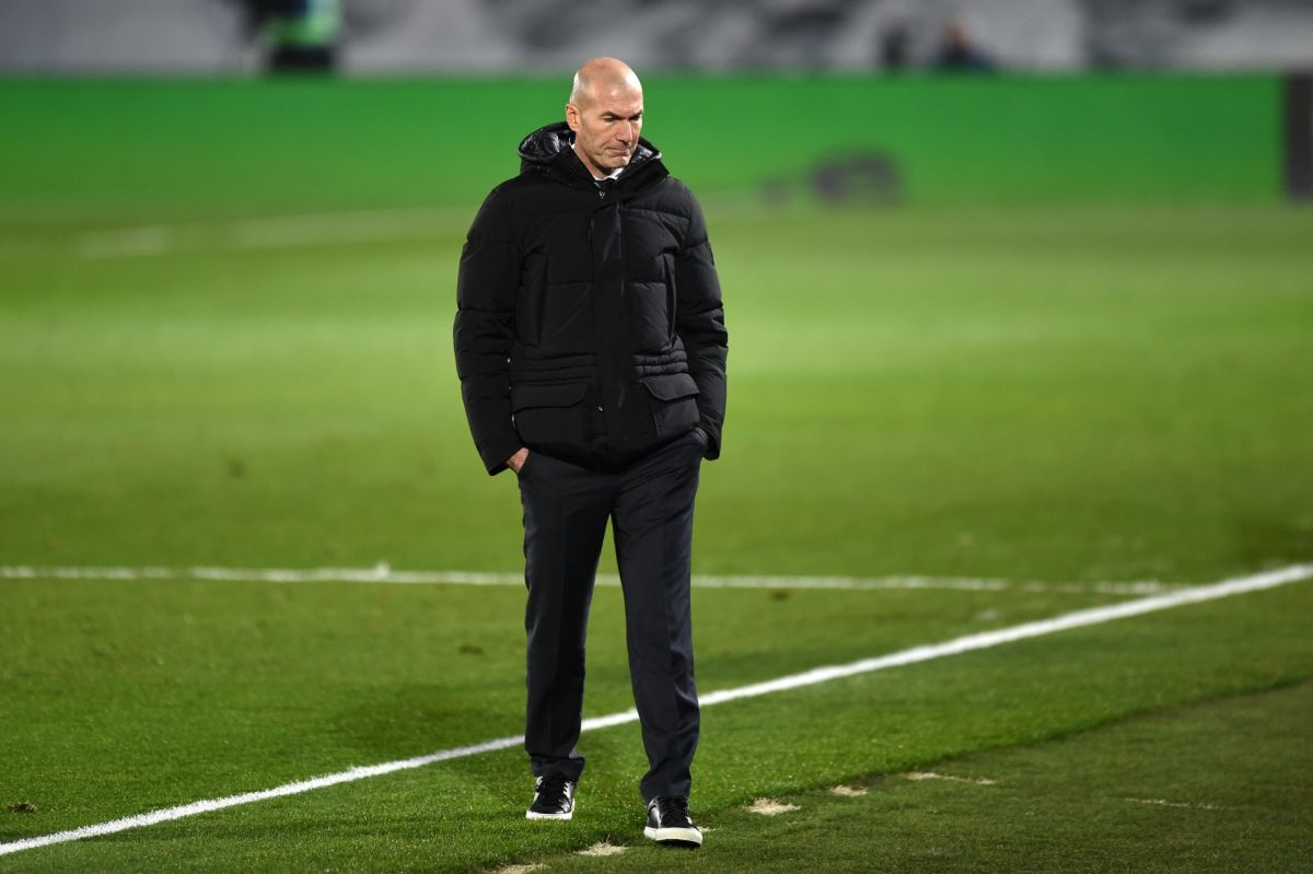 The only title he has not won: Zinedine Zidane and Real Madrid's cup curse | The State