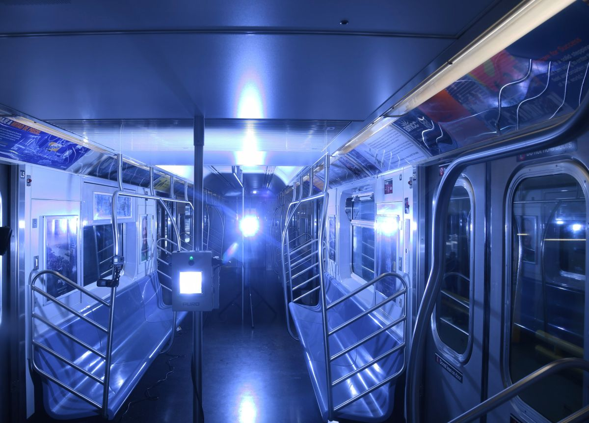 """The pandemic is far from over"": night closure of the New York Subway will continue indefinitely for deep disinfection 