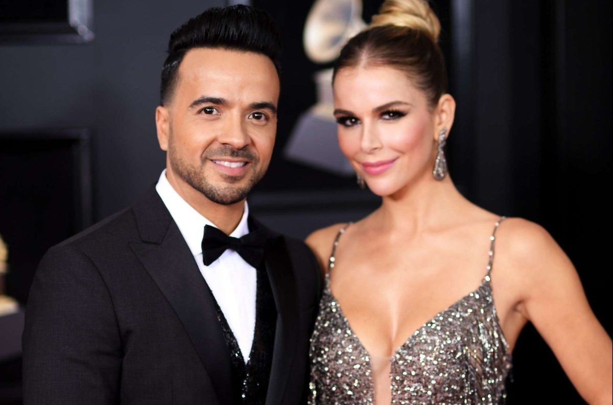 The topless and pantyhose of Luis Fonsi's wife, Agueda López, heated up Instagram | The State
