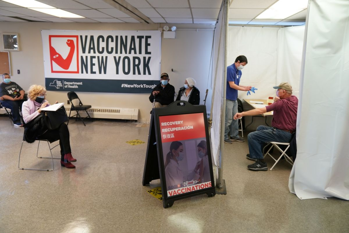 The vaccination process in New York must be equitable and fair | The State