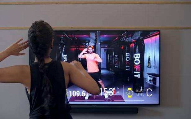 The virtual fitness pass
