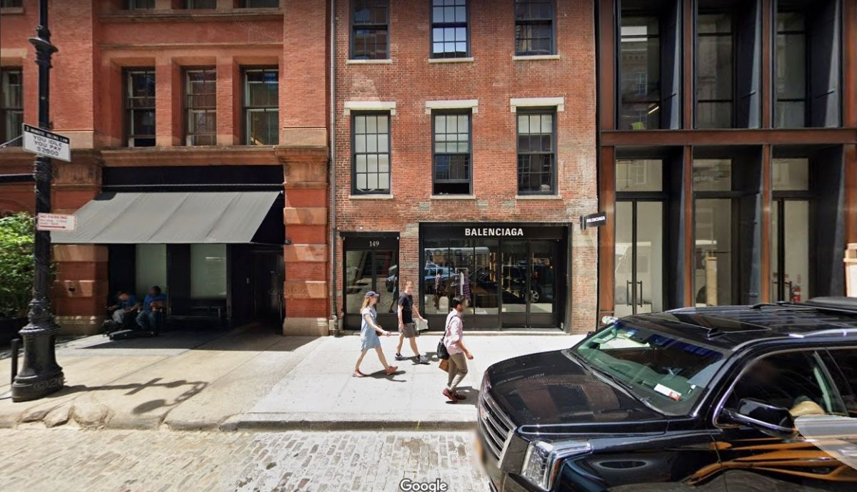 Thieves Looted Another Balenciaga Boutique In New York In Less Than A Month | The State