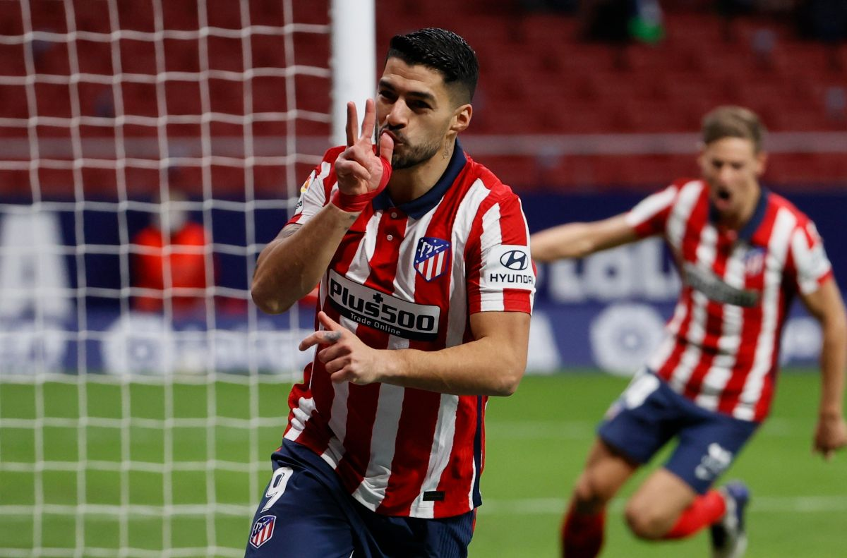 This leader does not fail: Luis Suárez and Atlético de Madrid subdued Valencia and dominate La Liga | The State