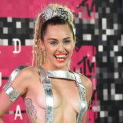 This said Miley Cyrus after asking if she would prefer to kiss Justin Bieber or Harry Styles   The State