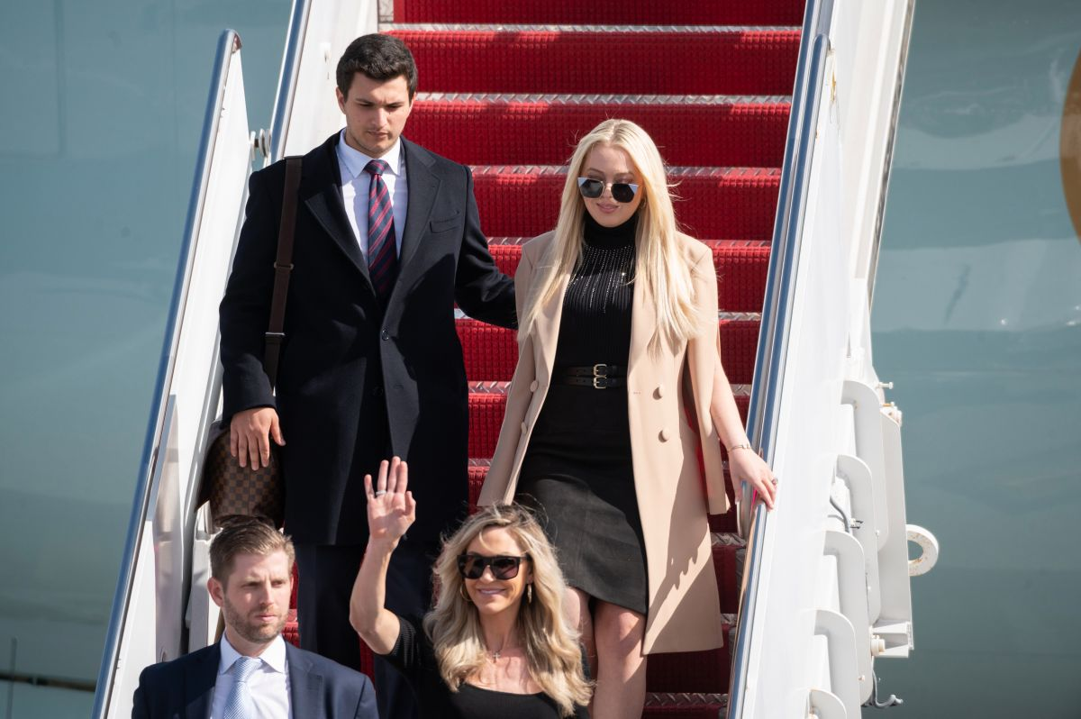 "Tiffany's Fiancé, Trump's Younger Daughter, Lived Like a ""Playboy"" Before Proposing to Marry her with a $ 1.2 Million Ring 