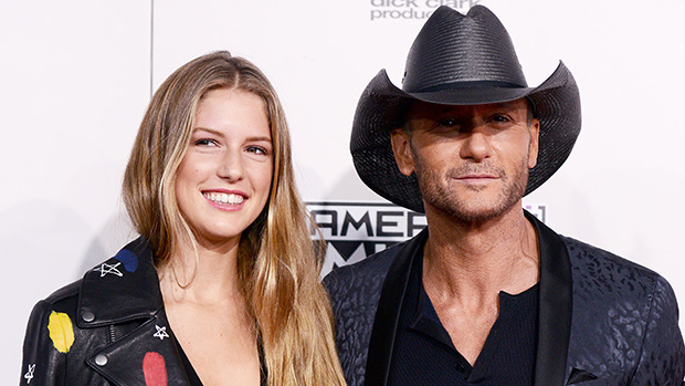 Tim McGraw & Faith Hill's Daughter Maggie, 22, Reveals Painful Sunburn In Black Bikini
