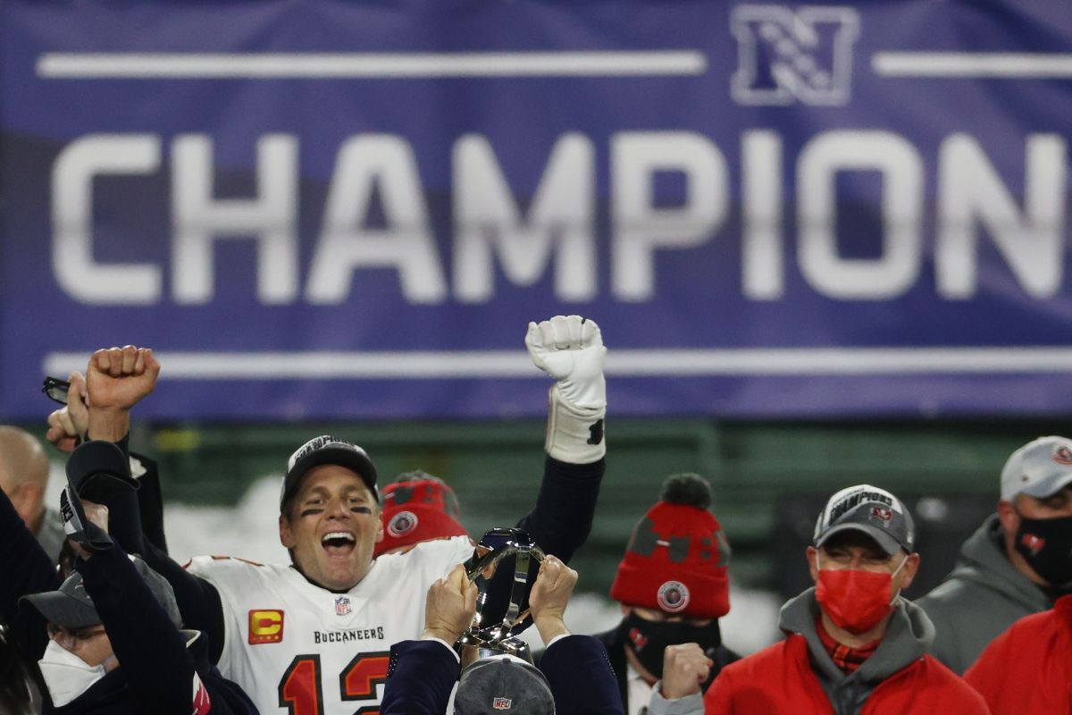 Tom Brady Takes Buccaneers To Super Bowl To Face Champion Chiefs | The State