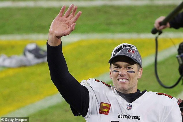 Tom Brady heading to the Super Bowl for TENTH time after Tampa Bay Buccaneers victory