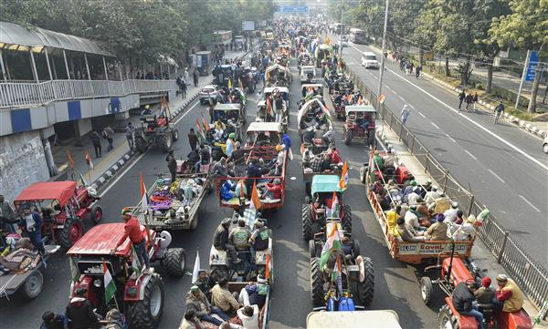 Traffic remains affected at Delhi's ITO, several roads closed