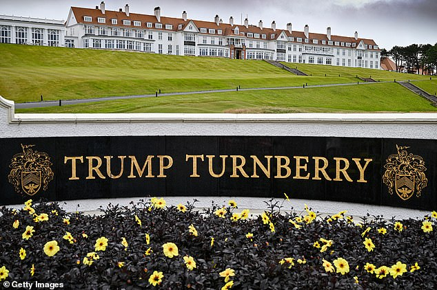 Trump Organization reports a $4.6M annual loss for 2019 at president's two Scottish golf resorts