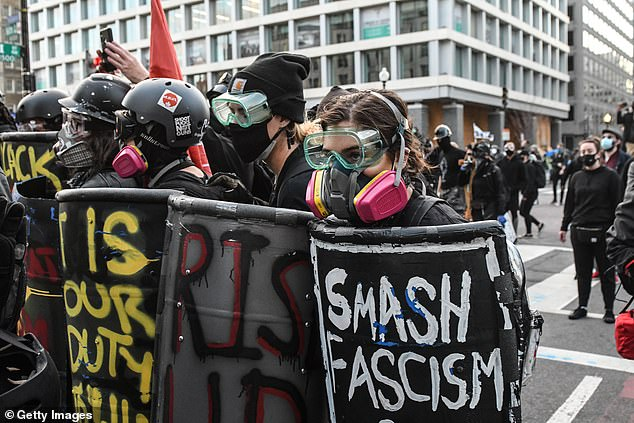 Trump instructs Secretary of State Pompeo to consider classifying Antifa terror group