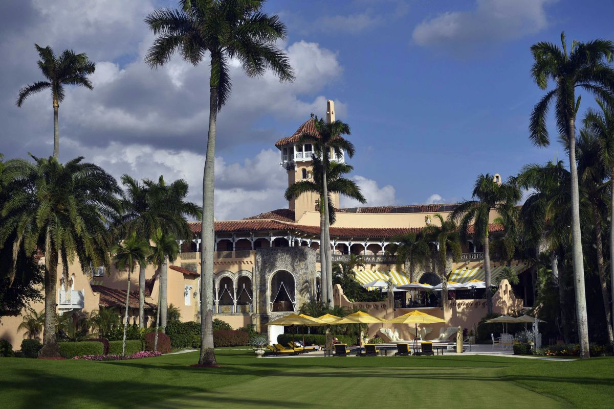 Trump's Mar-a-Lago Club in Florida Under Warning for Party Without Masks | The State