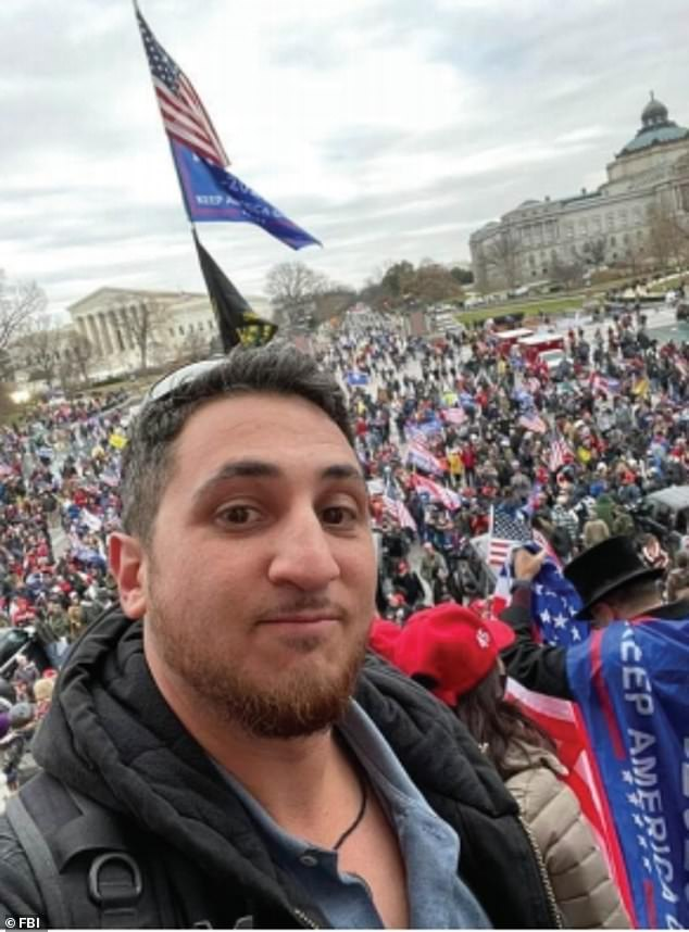Two New York-area pickup artists are arrested for participating in Capitol riots