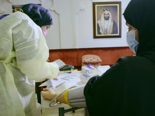 UAE vaccinates 61,396 people against COVID-19 in 24 hours