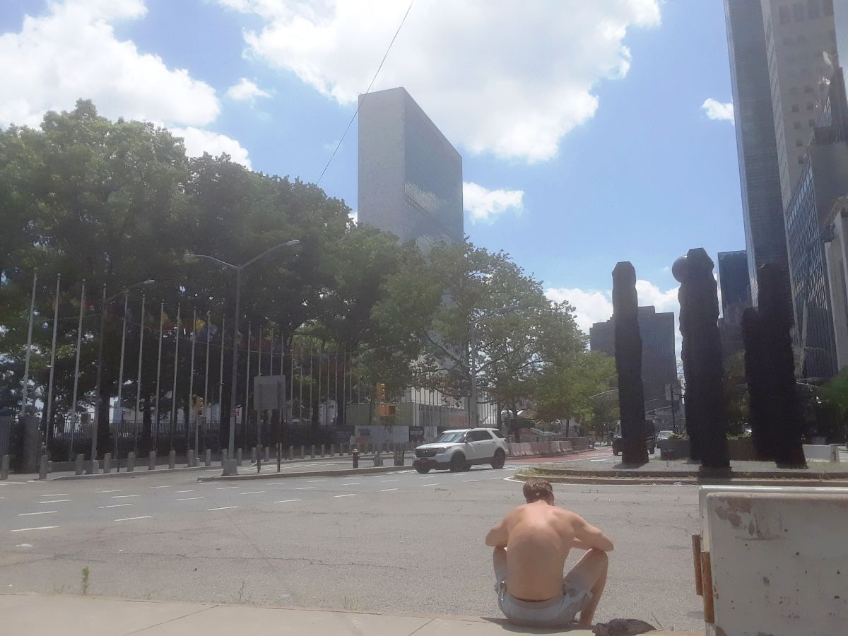 UN diplomat committed suicide in her apartment in New York waiting for 2021 | The State