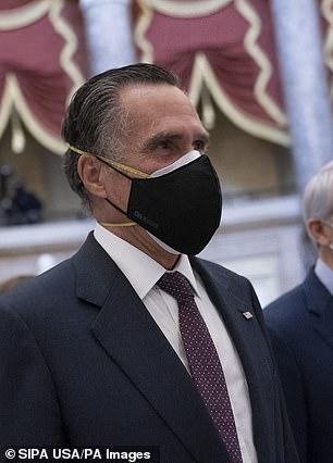 US riots: George W Bush and Mitt Romney slam pro-Trump Republicans