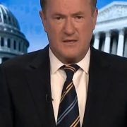 US riots: MSNBC's Joe Scarborough rages at Capitol Hill police