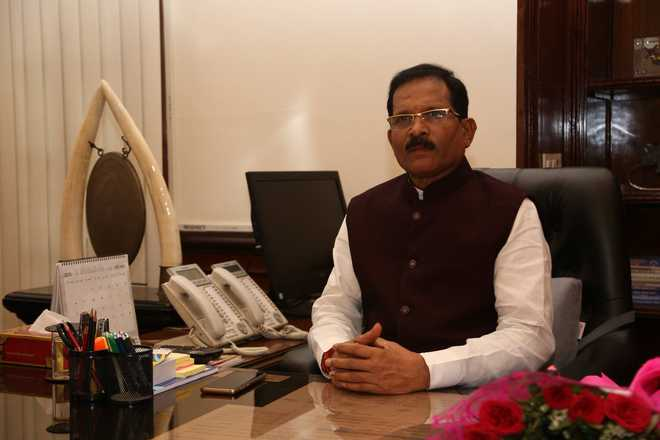 Union Minister Shripad Naik meets with accident; wife dies in hospital