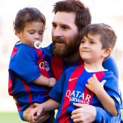 VIDEO: Adorable! This is how Leo Messi's children celebrated their father's goal | The State
