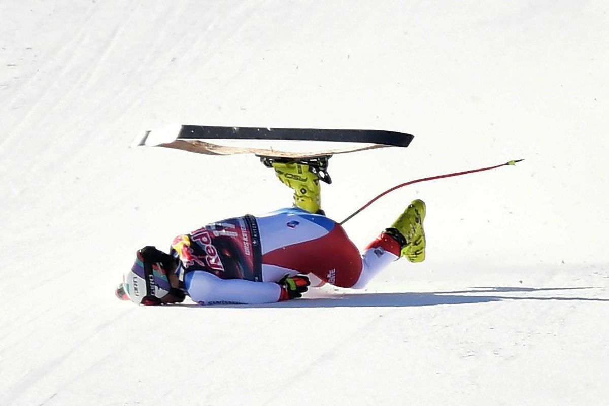 VIDEO: Chilling fall of a skier at more than 140 km / h | The State