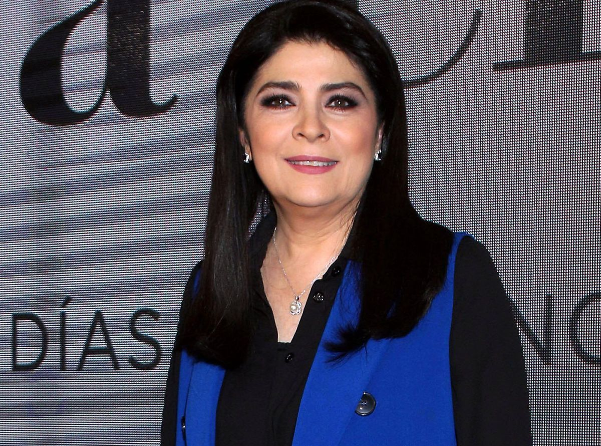 Victoria Ruffo experiences a new look and paints her hair blonde | The State