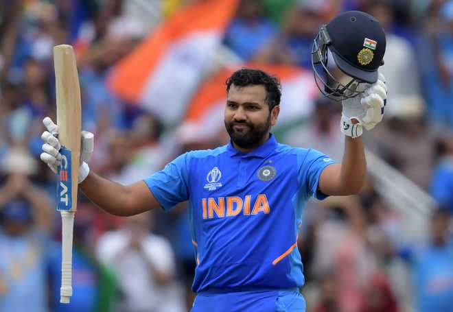 Waiting for Hit-Man Show: Rohit and India ready to change Sydney script