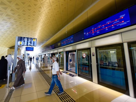 Watch: Dubai Metro Route 2020 – all you need to know