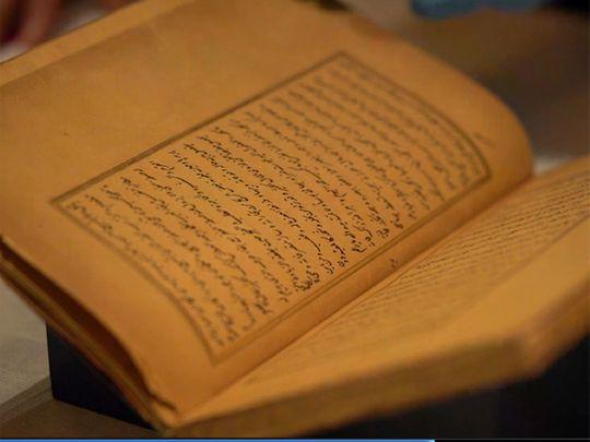 Watch: How Qasr Al Watan preserves valuable historic manuscripts