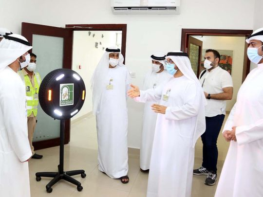 Watch: Sharjah Municipality designs 30 environmentally friendly illuminated warning signs