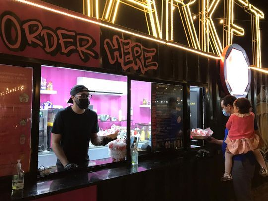 Watch: Why Dubai-based British siblings' bakes, burgers are a runaway hit at the Ripe Market amid COVID-19