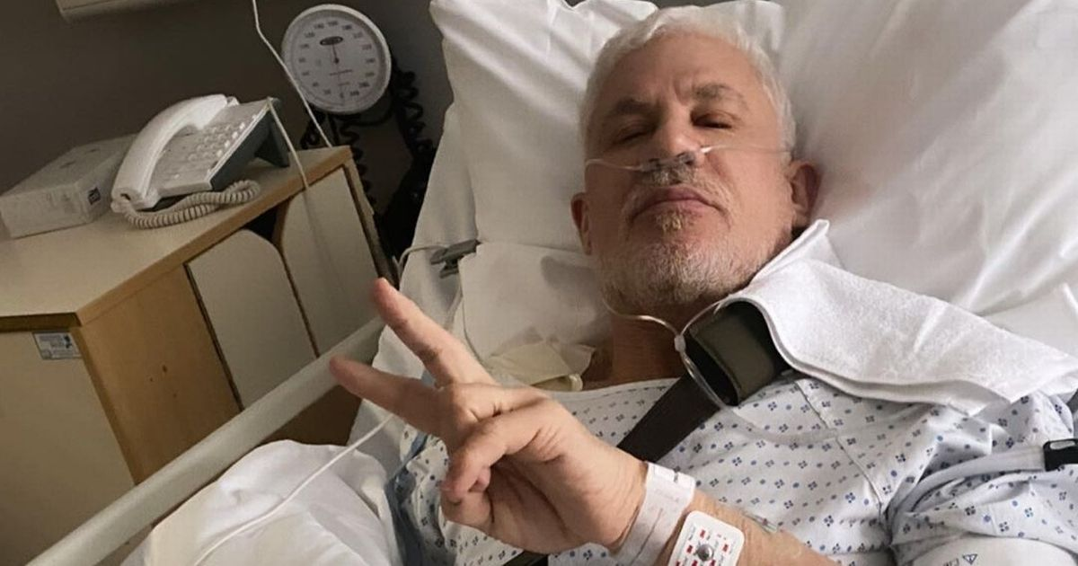 Wayne Lineker's £12k op at private hospital after injuring shoulder on night out