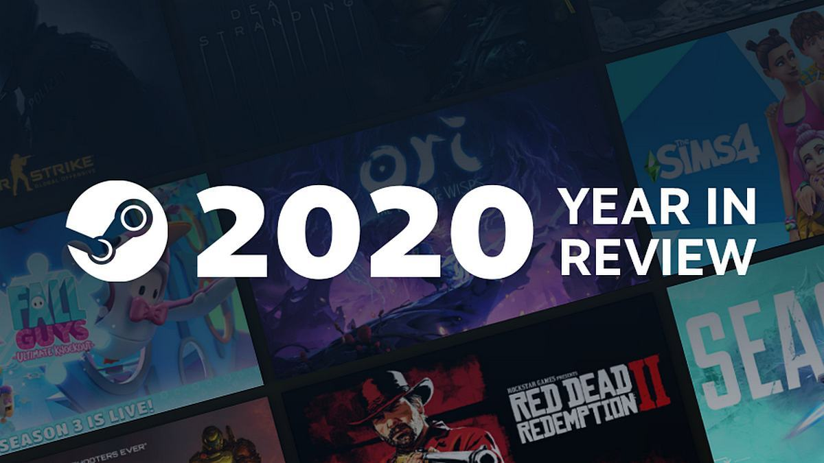 We Spent a Lot of 2020 Playing Video Games, Steam Data Shows