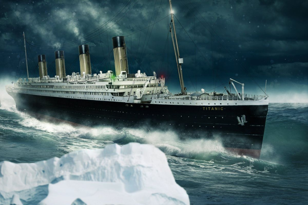What did they eat during the last dinner of the Titanic | The State