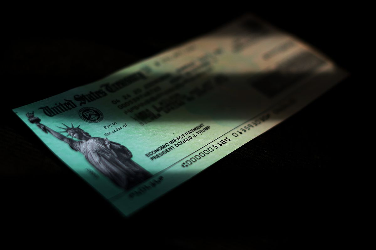 What do you need to do to receive the second $ 600 stimulus check from the IRS? | The State