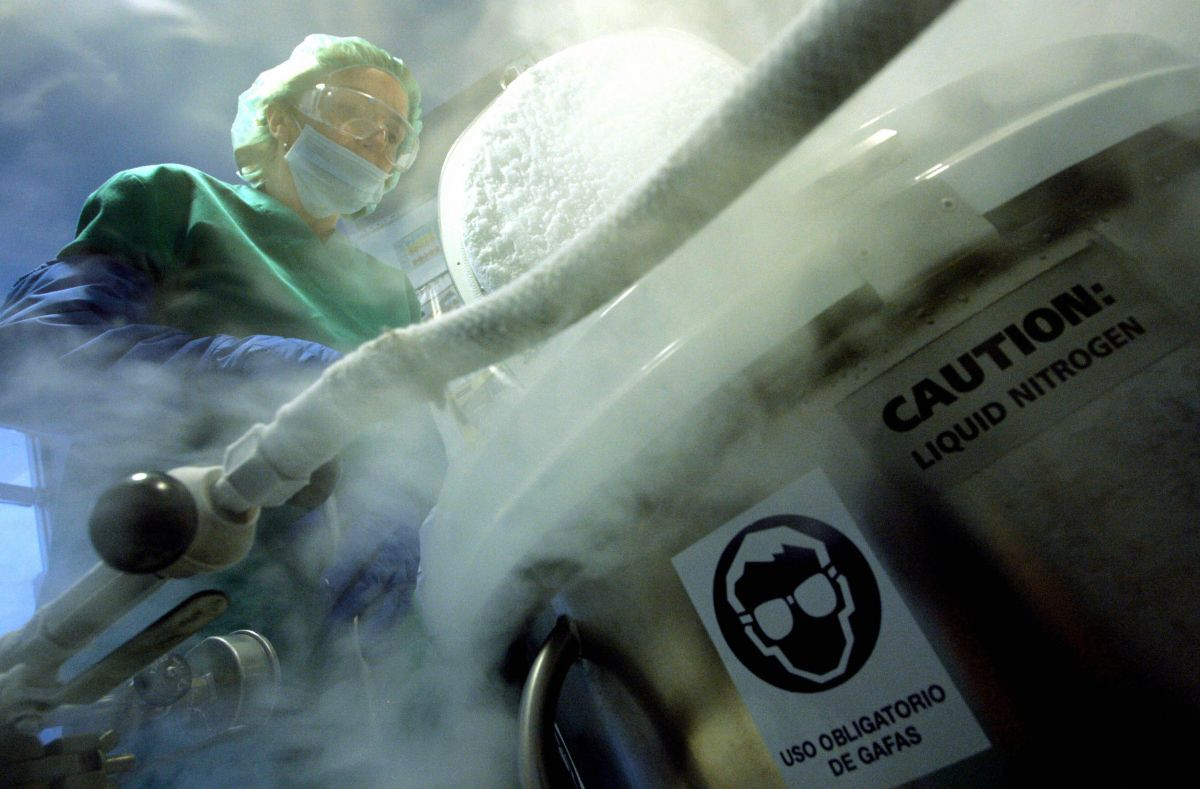 What is liquid nitrogen and why is it dangerous on job sites? | The State