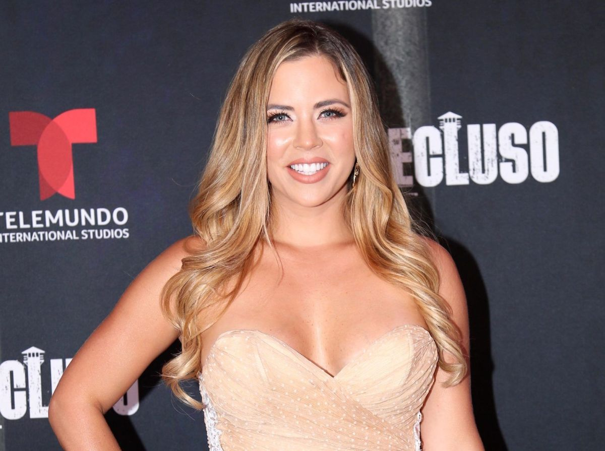 Ximena Duque already without COVID-19 thus celebrates | The State
